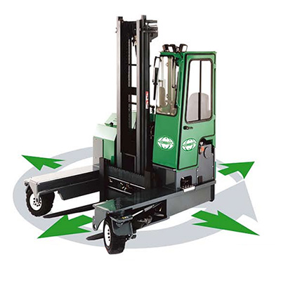 Picture of a Combilift truck