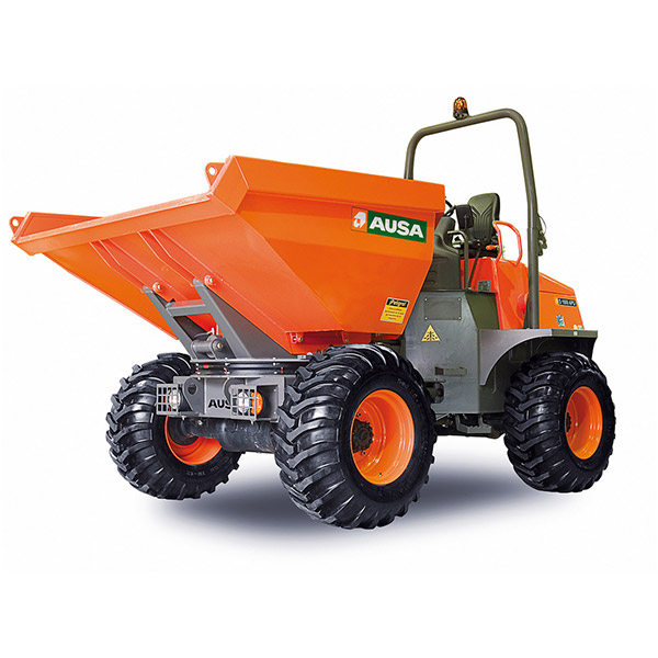 Picture showing an Ausa Dumper