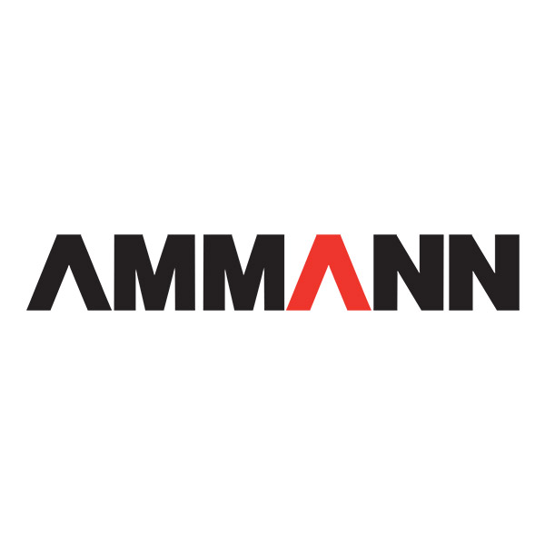 Picture showing the Ammann logo