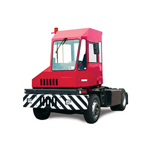 Picture of a Kalmar Terminal Tractor